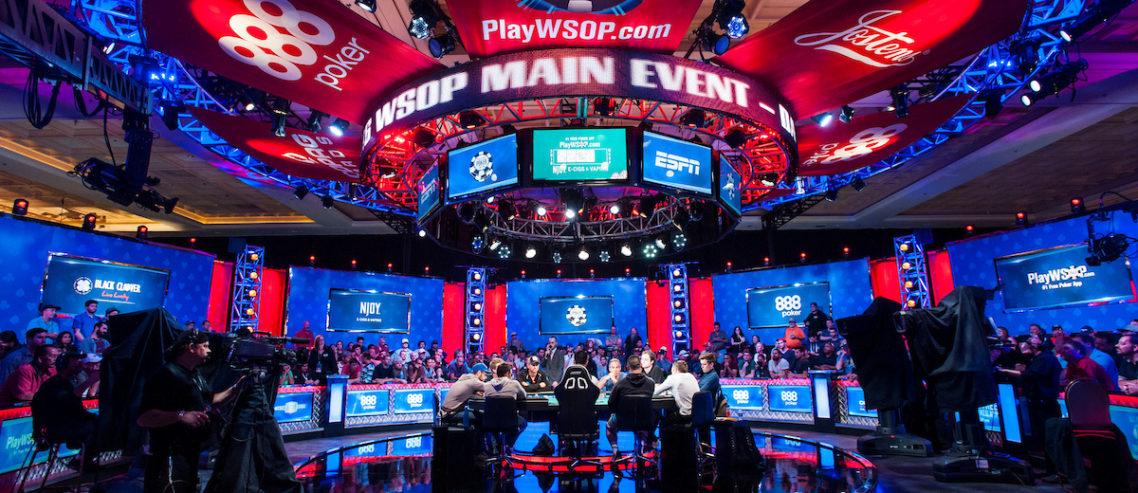 2018 World Series Of Poker Update Us Gambling Sites