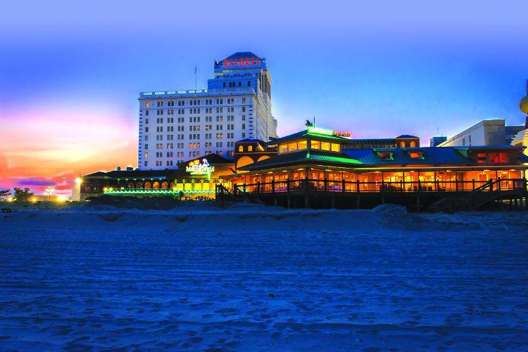 Resorts Hotel Atlantic City
