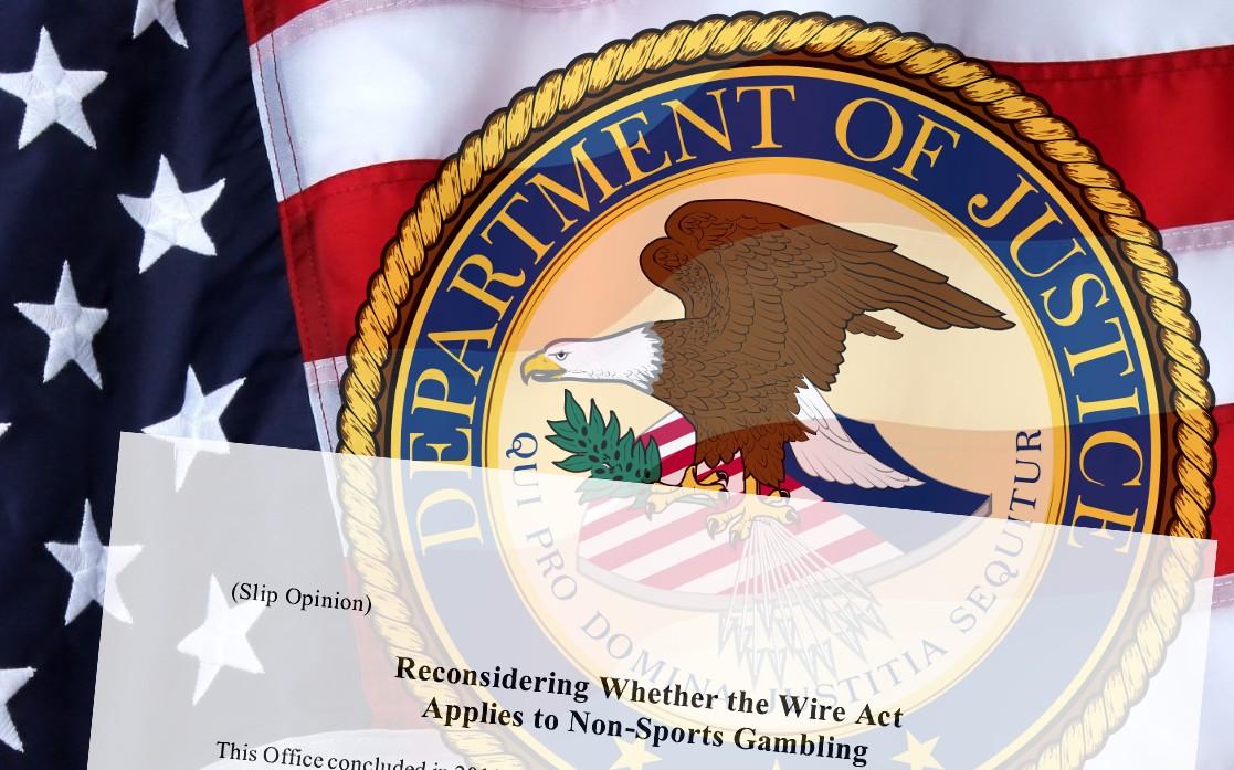 doj wire act lawsuits