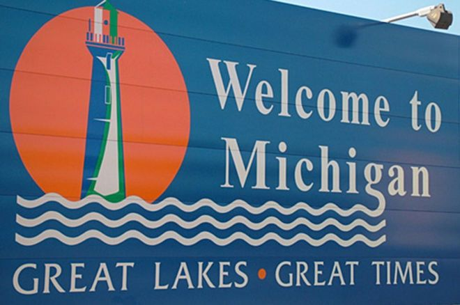 Online gambling legislation Michigan