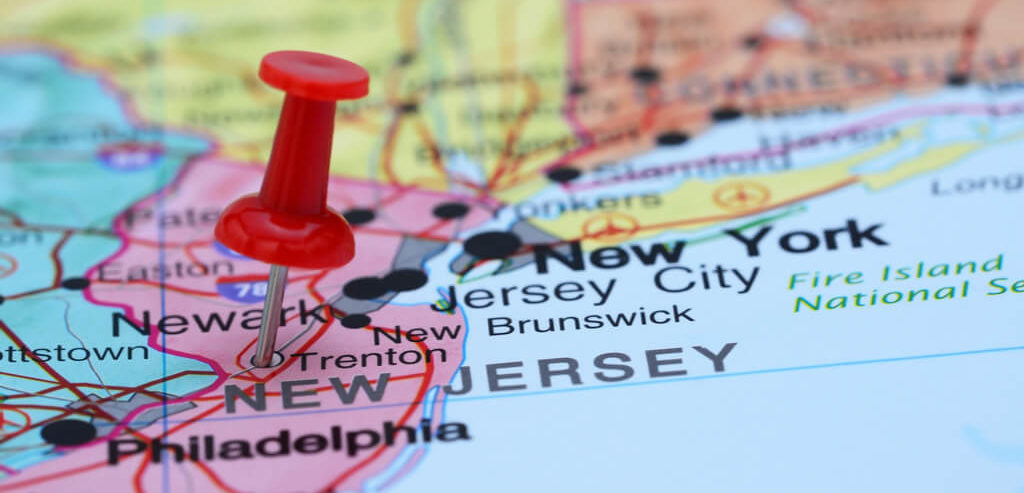 Gambler fined for playing outside New Jersey borders