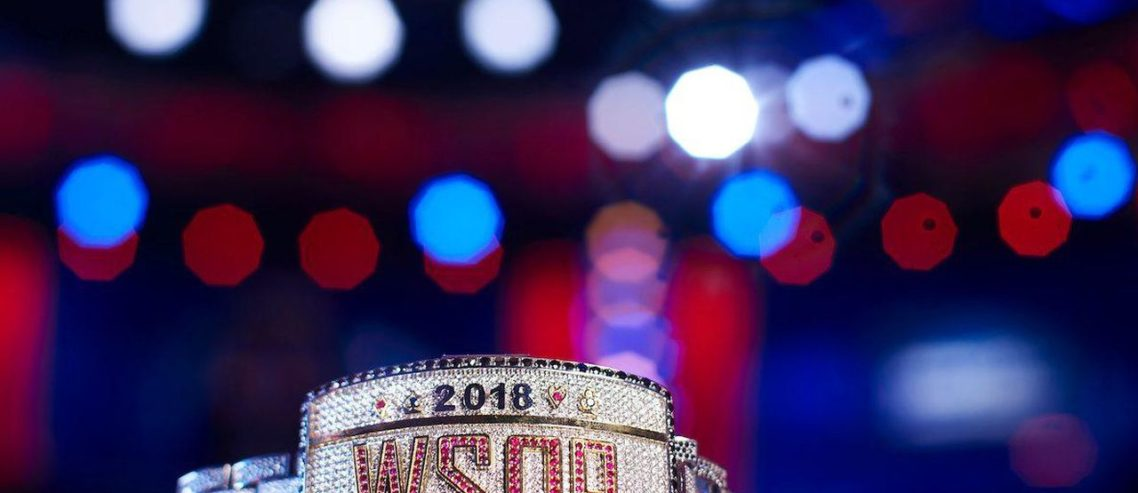 WSOP 9 gold bracelet events in 2019