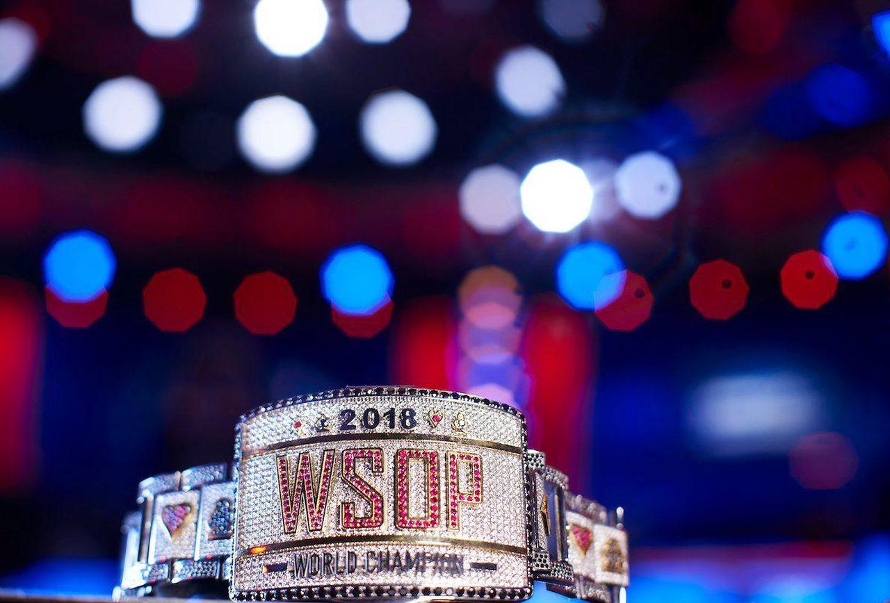 WSOP 9 gold bracelet events in 2019