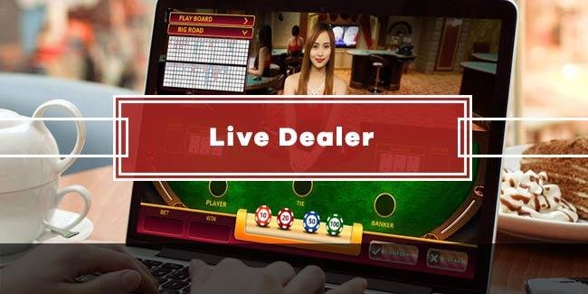 Live Dealer Gambling Sites