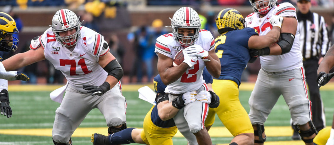 Big Ten Title Game Betting Preview Ohio State Buckeyes Vs