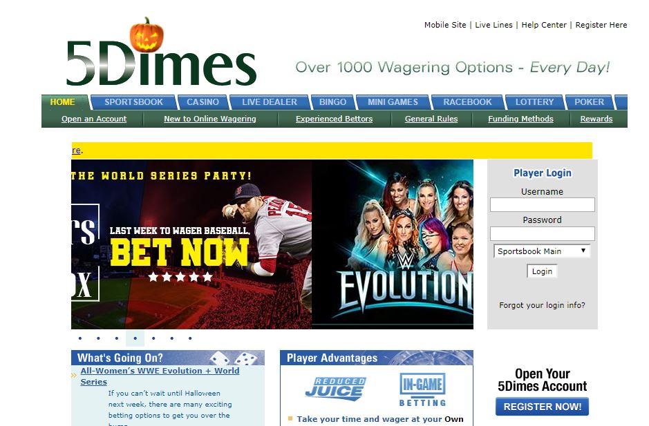 5Dimes settles with DOJ