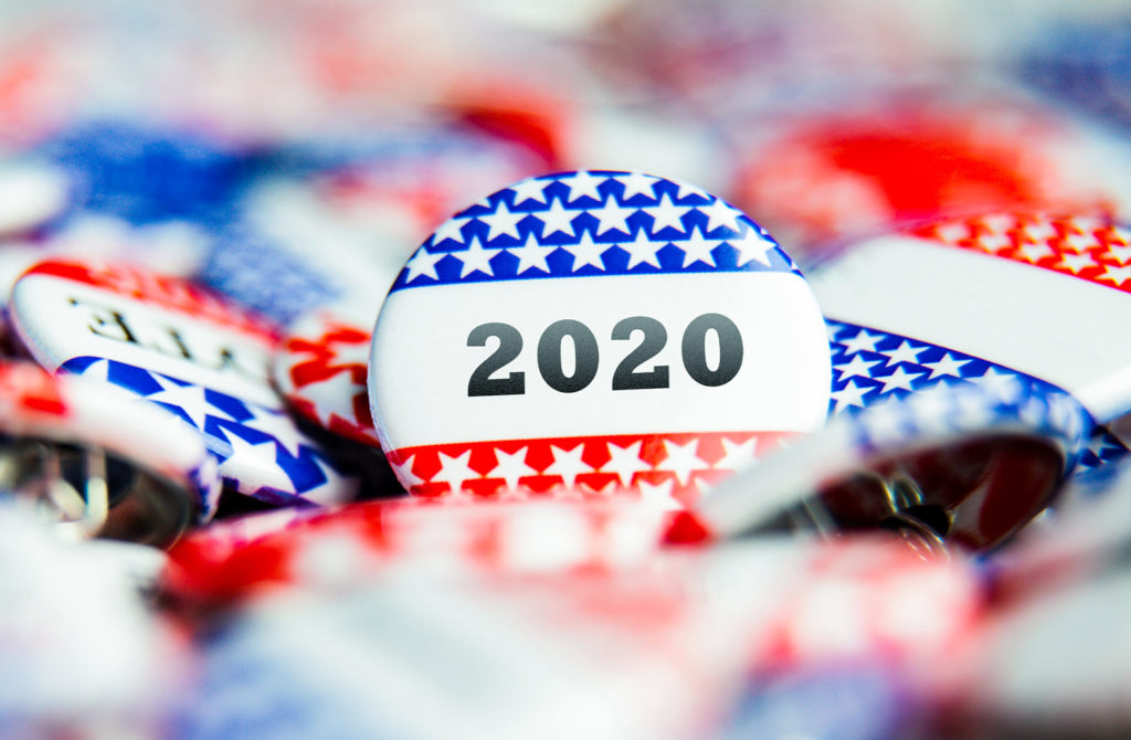 2020's US Presidential Election On Track To Become The ...