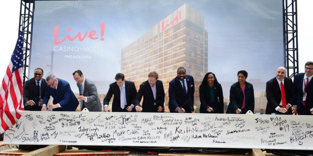 Live! Casino \u0026 Hotel Philadelphia Ready to Hire in Pennsylvania - US Gambling Sites