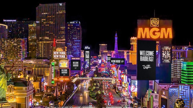 Violence on the Las Vegas strip continues.