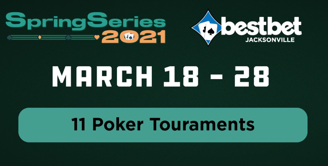 2021 bestbet Spring Series set for Jacksonville this March