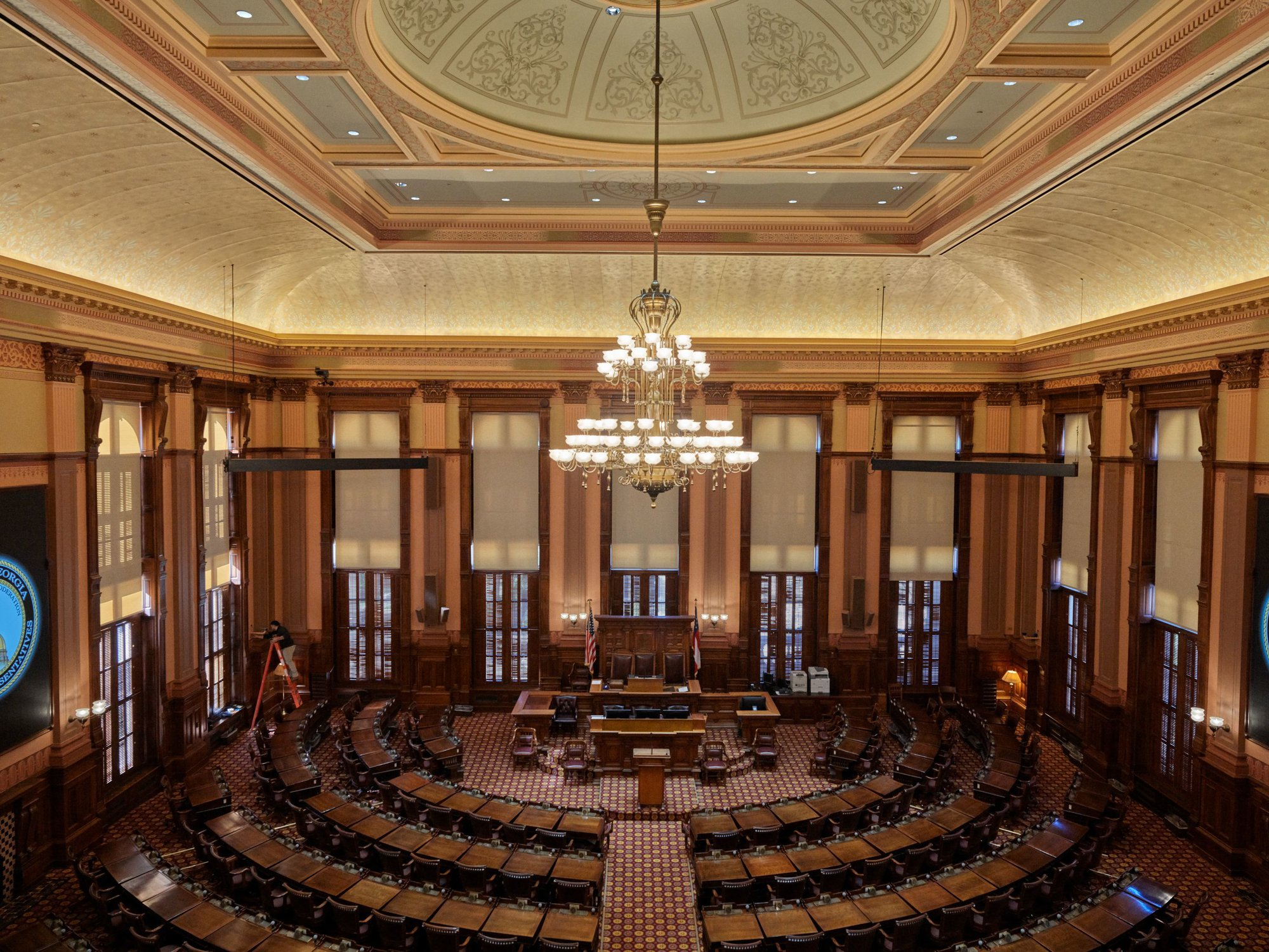 Georgia Democrats Fighting Against Republicans in Casino Gambling Effort