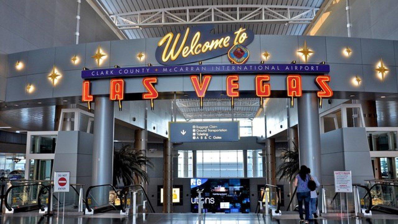 Las Vegas Casino Tourism Still on the Decline; Airport Travel Stalled