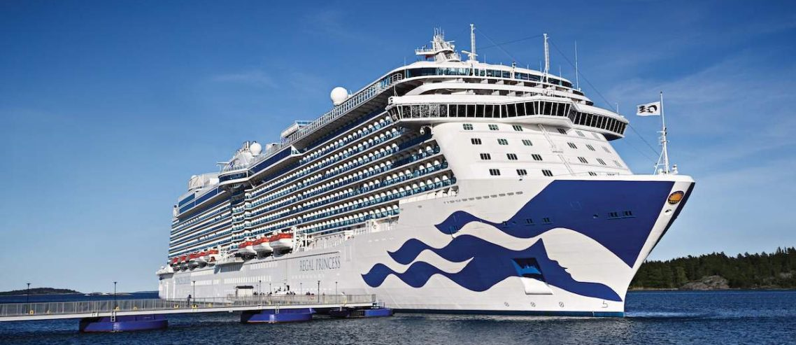 Princess Cruises Sets Sail for Onboard Sports Betting