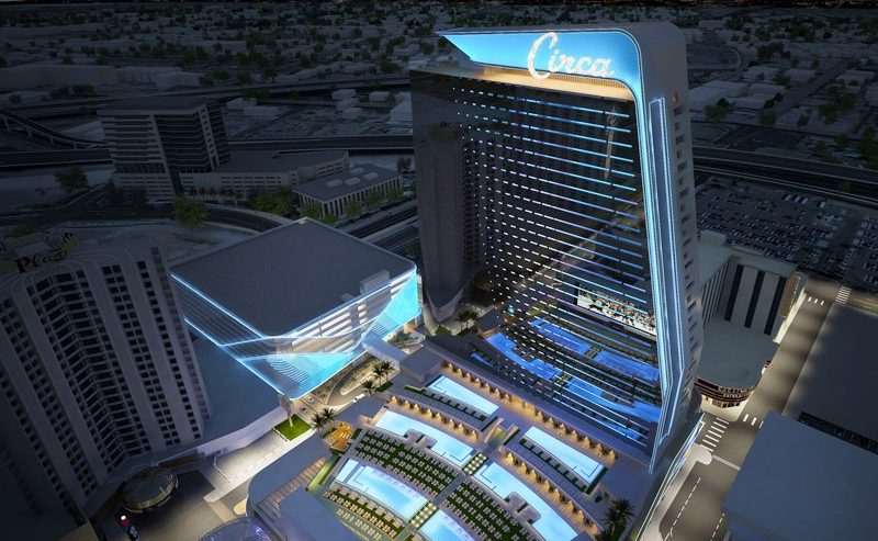 Odd Las Vegas Behavior Continues as Naked Woman Cuts Power to Circa Casino