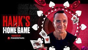 PokerStars Debuts Hank's Home Games Online Poker Show