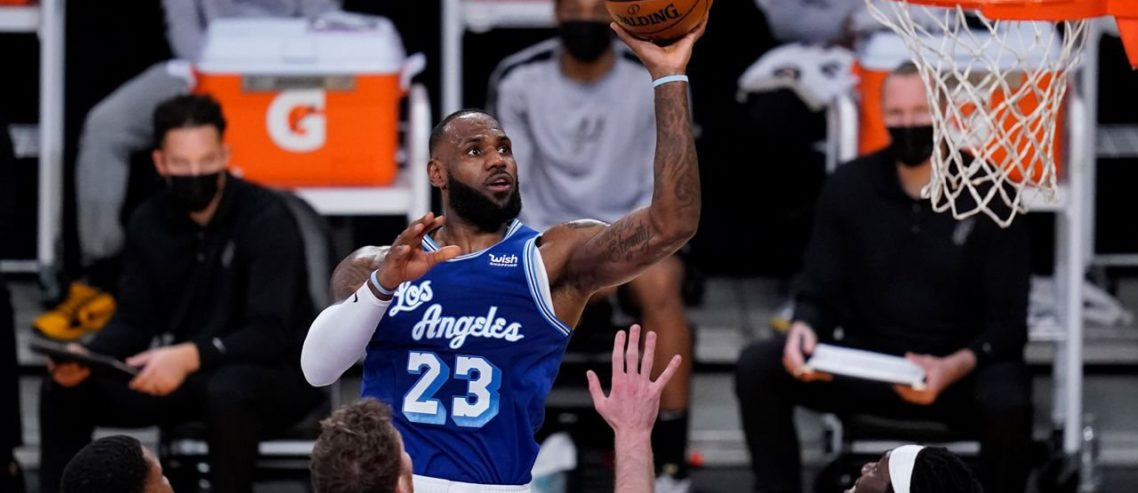 NBA Awards Odds Update: LeBron James now Favorite to Win 5th MVP