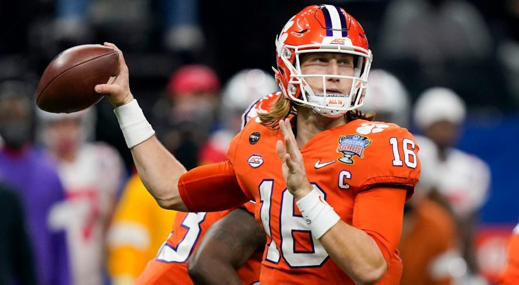 2021 NFL Draft Odds: Who'll be the First Three Players Taken?