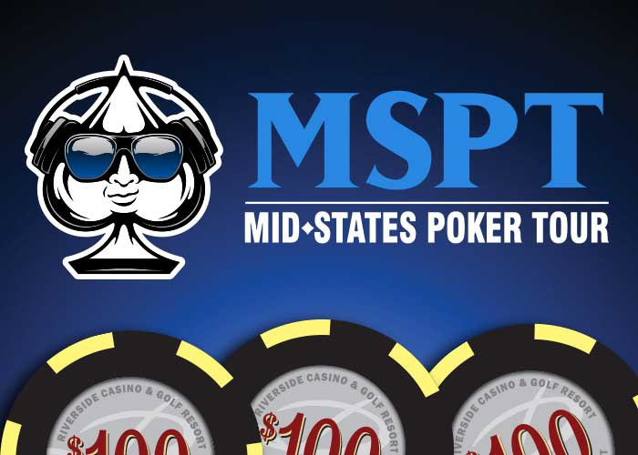 Mid-States Poker Tour Rounds Out March with Two Stops
