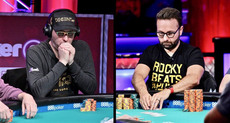 Daniel Negreanu Challenges Phi Hellmuth to High Stakes Bet