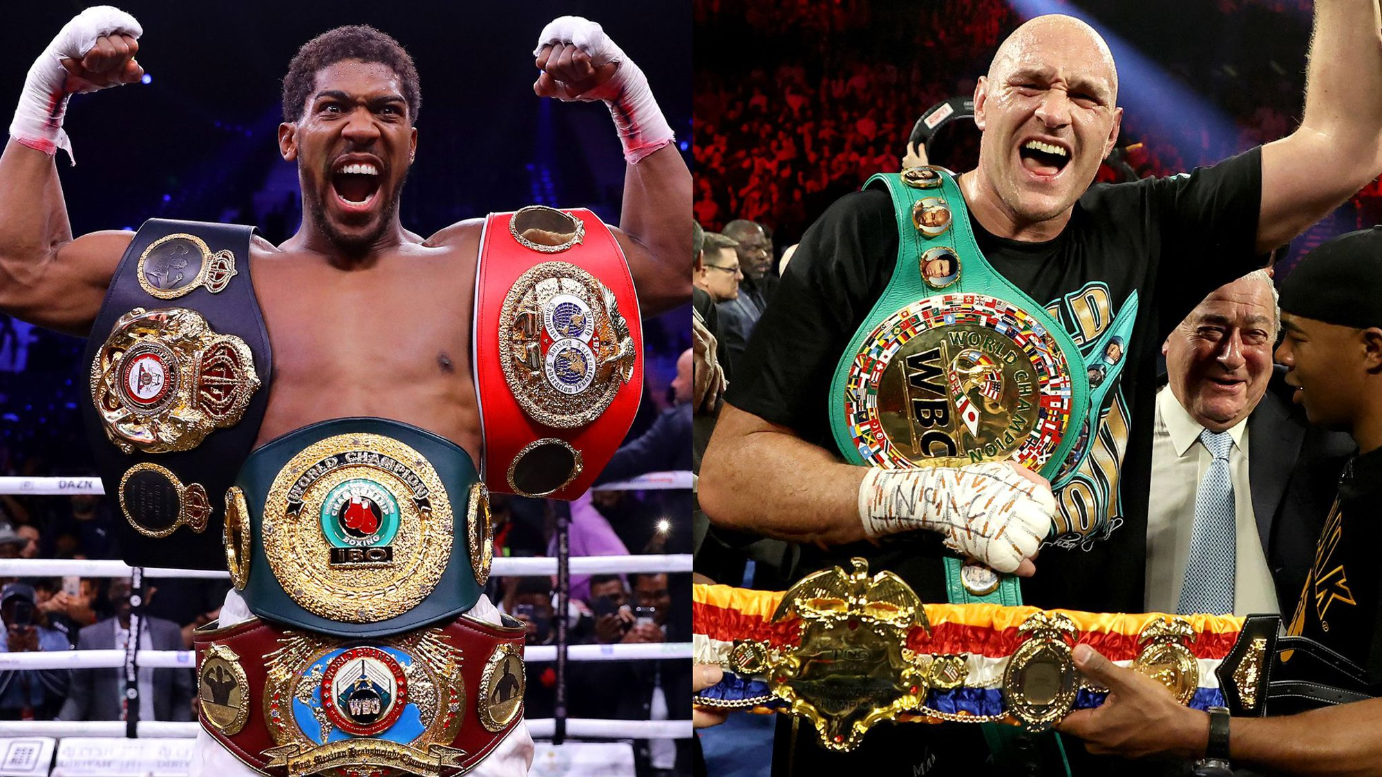 Tyson Fury vs. Anthony Joshua: Gypsy King Early Favorite to Unify Titles