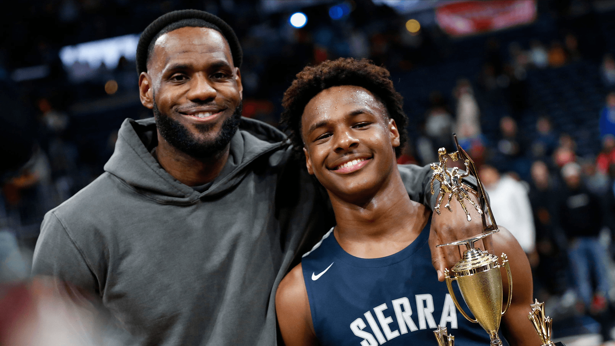 Bronny James Odds: Which NCAA Team Will He Play For?