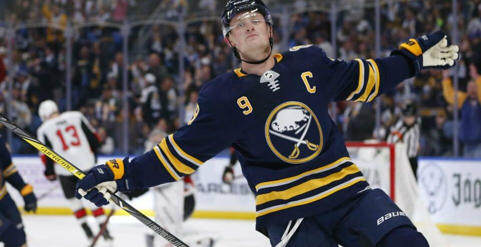 Jack Eichel Odds: Where Will He Play After the NHL Trade Deadline?