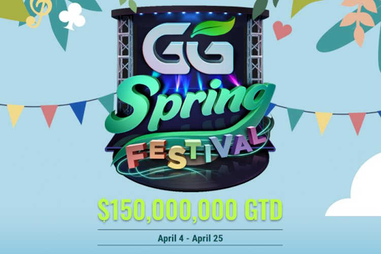 GGPoker Announces New Spring Festival Schedule
