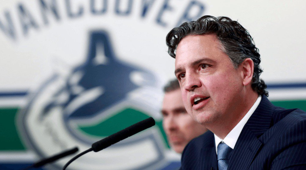 NHL Odds: Travis Green Likely To Be Next Head Coach Fired