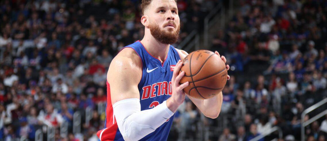 Blake Griffin Odds: Brooklyn Nets Likeliest to Land Veteran