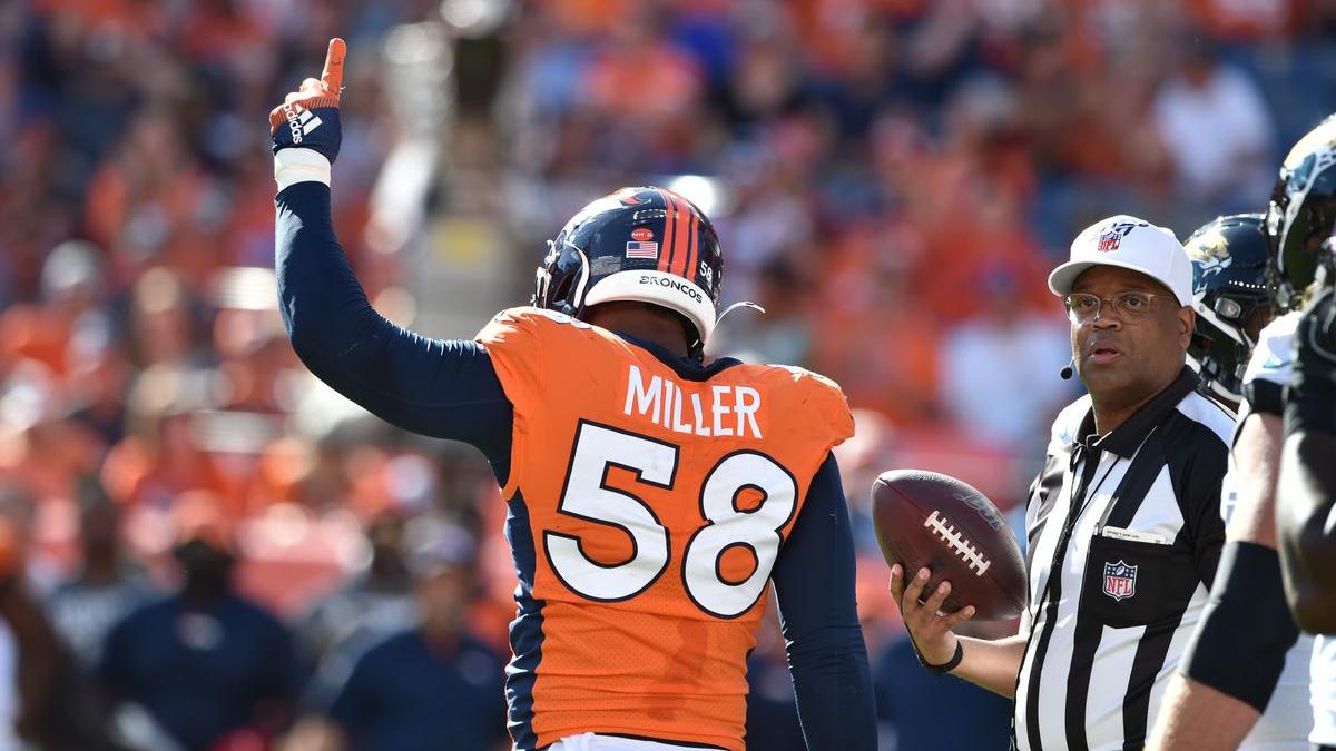 Miller Odds: Will the Linebacker Remain in Denver Next Season?