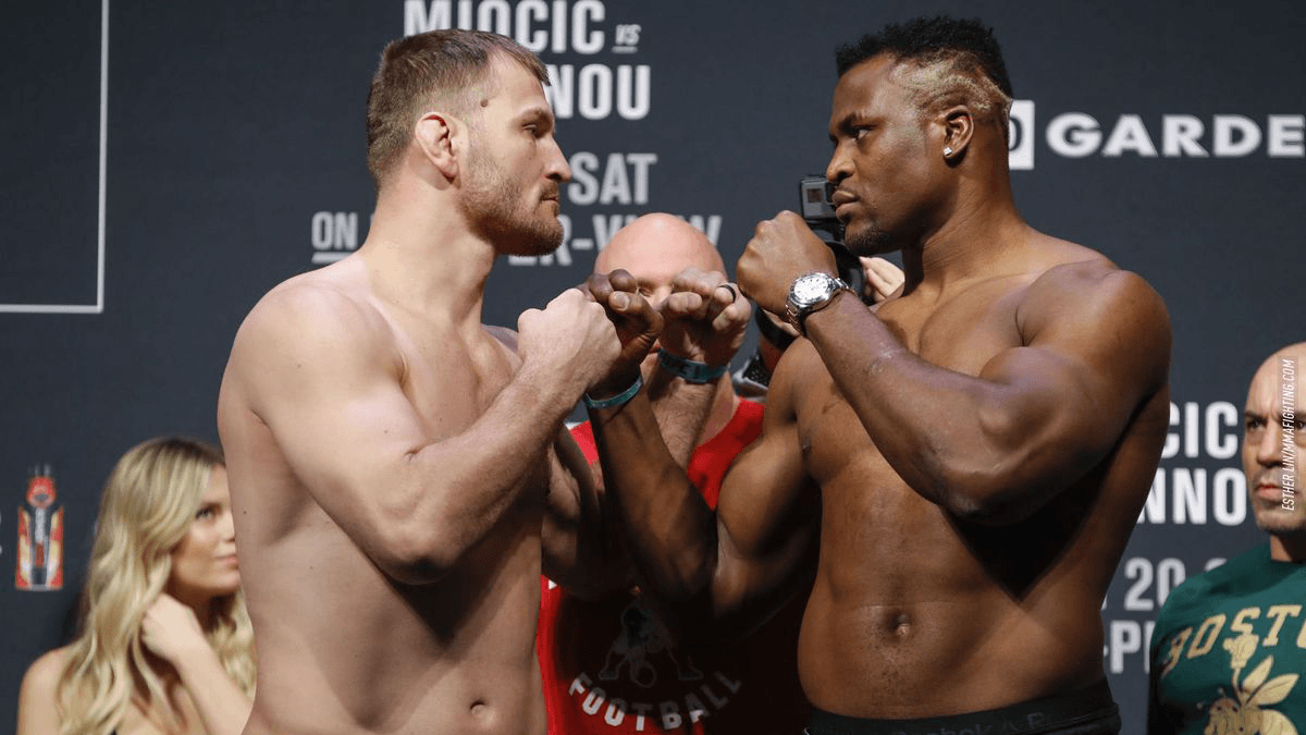 UFC 260 Odds: Ngannou Favored to Win Heavyweight Title Over Miocic