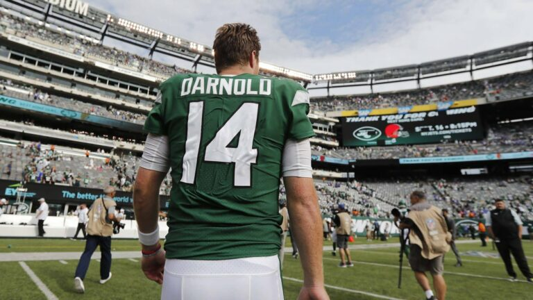 Sam Darnold News: Odds Point To Him Starting for the Jets in Week 1