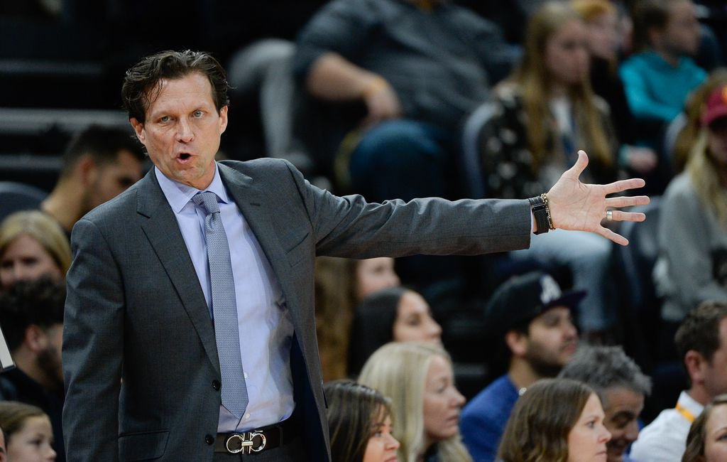 NBA Awards Odds: Quin Snyder Favorite To Win Coach of the Year