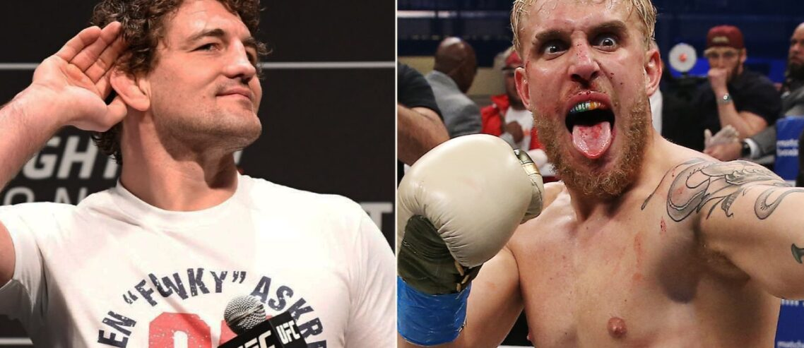 Jake Paul Expected to Defeat Ben Askren in April Boxing Clash