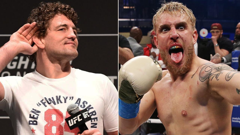 Jake Paul Expected to Defeat Ben Askren in April Boxing Clash