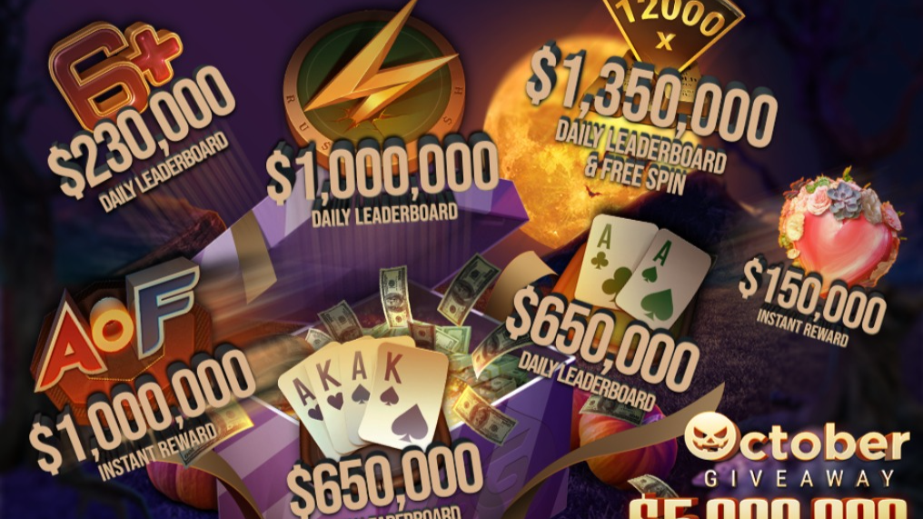 April Cash Giveaway at GGPoker includes $9.2 Million in Prizes