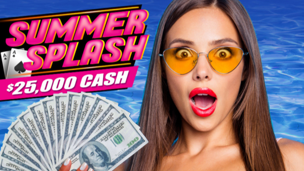 National League of Poker Launches New Summer Splash Series Featuring $25,000 in Prize Money