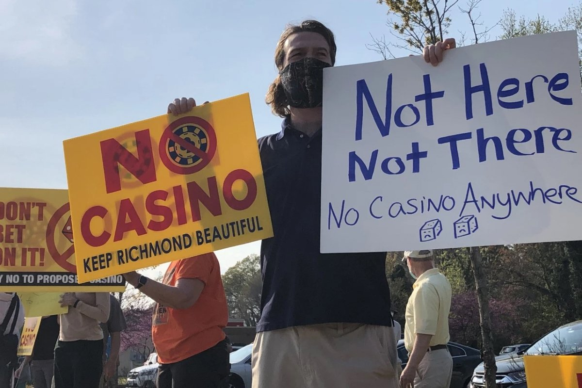 Bally's Corporation No Longer In The Running for Richmond Casino Project