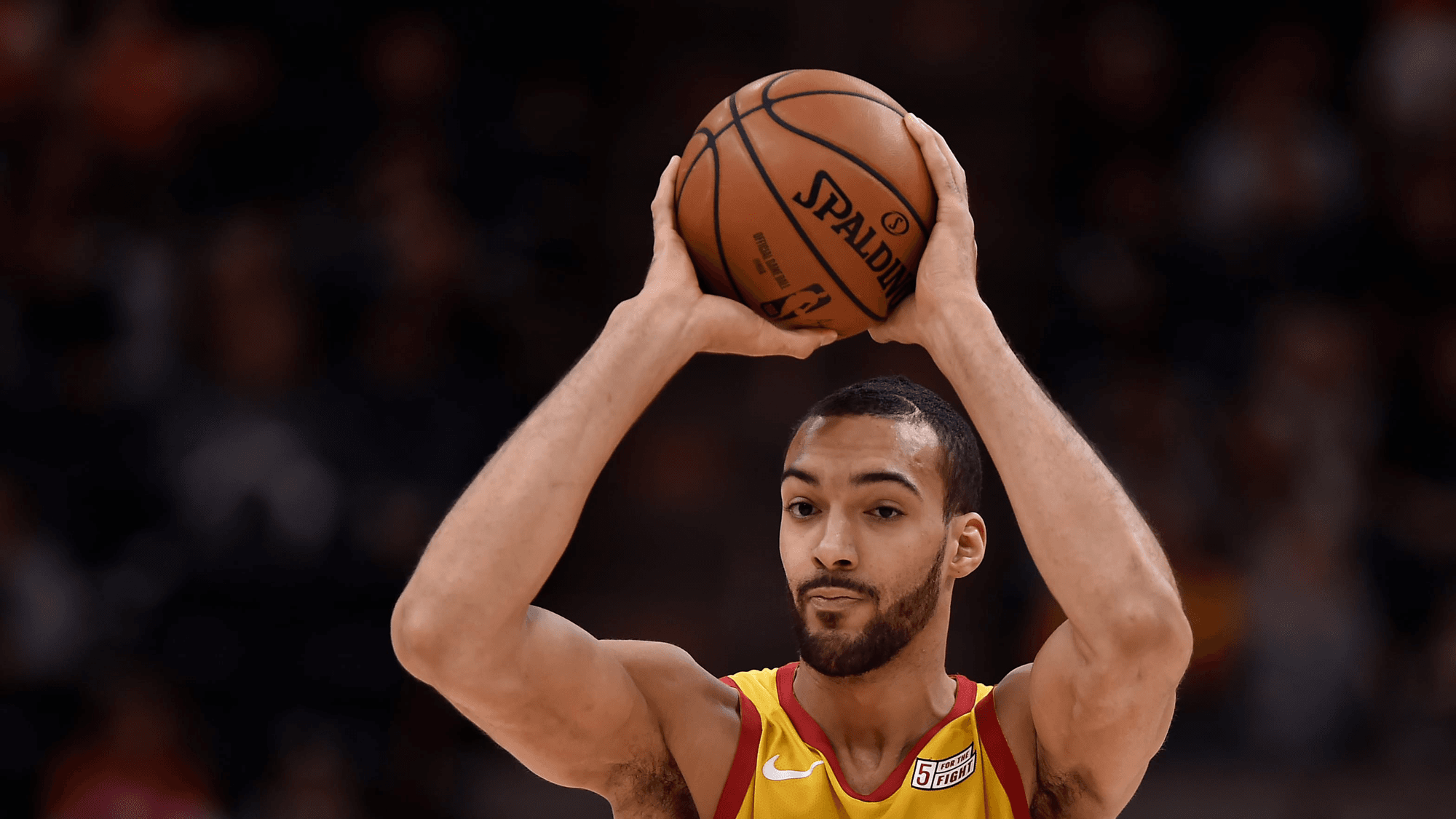 Rudy Gobert Favored to Be 2021 NBA Defensive Player of the Year