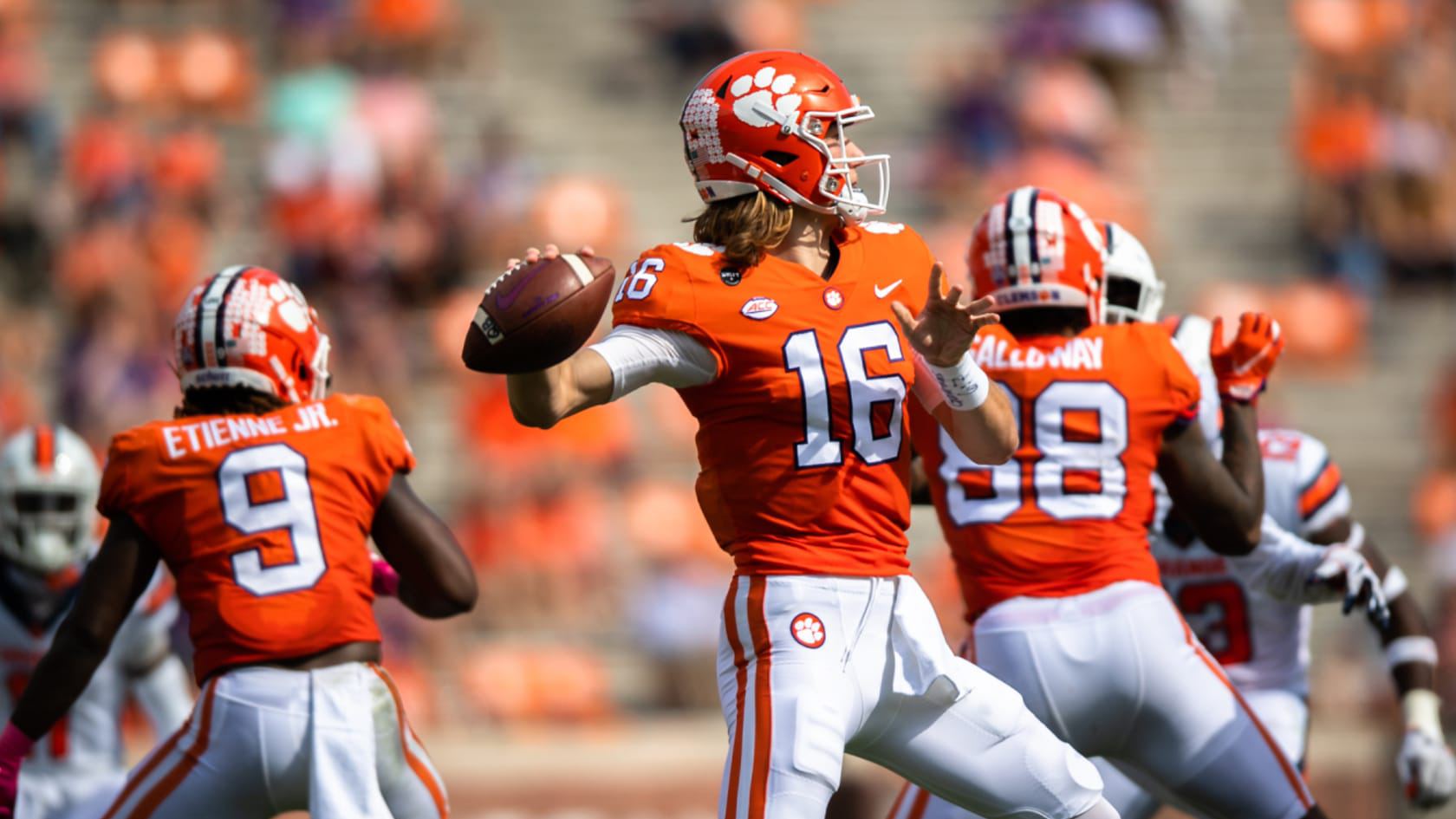 Trevor Lawrence Favored to be 2021 NFL Offensive Rookie of the Year
