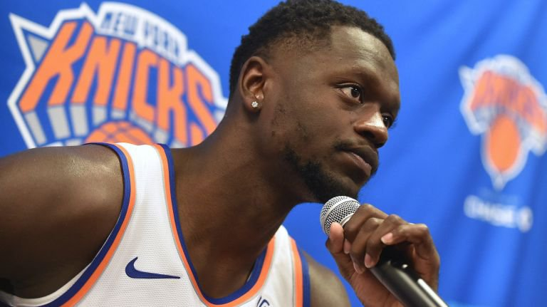 NBA Odds: Julius Randle Favored to Be Most Improved Player