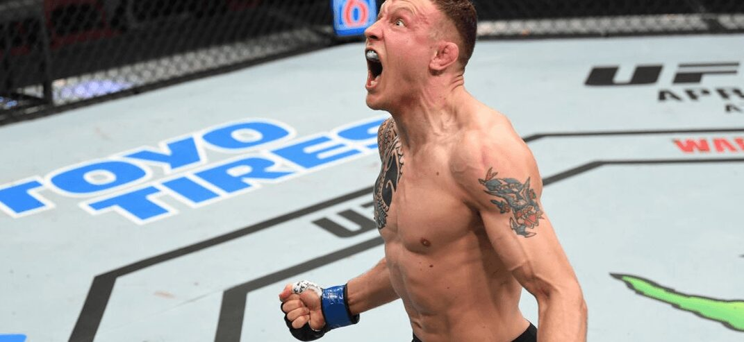 Marvin Vettori Favored to Defeat Kevin Holland at UFC Vegas 23