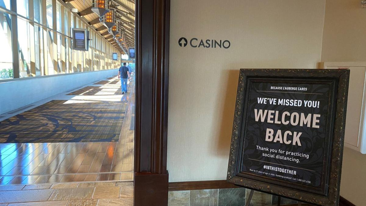 Baton Rouge Casino Going Mask-Free; Is It Too Soon?