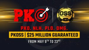 Americas Cardroom Hosting PKOSS Online Poker Series This Month