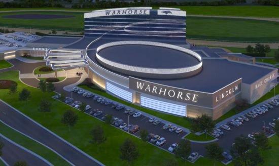WarHorse Casino in Lincoln Still a Work in Progress
