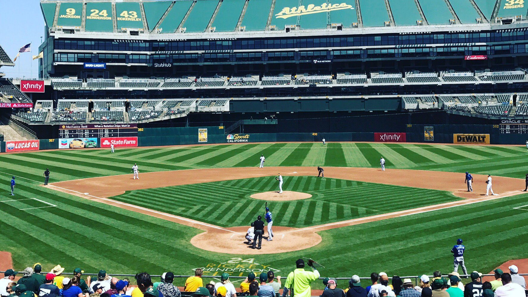 Athletics Odds: A List of Possible Relocation Destinations