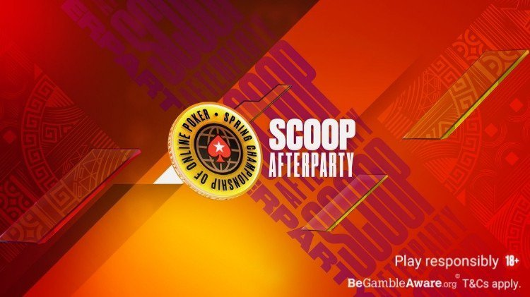 PokerStars Introduces SCOOP Afterparty