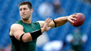Tim Tebow Odds: Prop Bets Surrounding His 2021 Performance