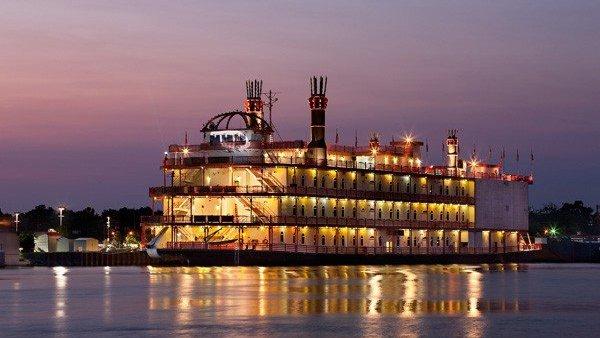 Louisiana River Boat Casinos Hope to Move On Land
