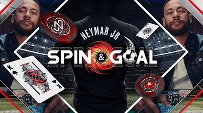 PokerStars Launches new Neymar Jr. Themed Spin and Go